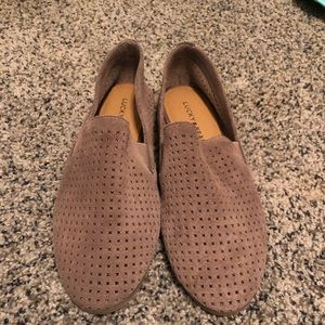 Lucky brand shoes never worn